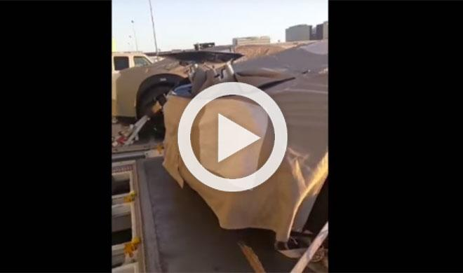 Vídeo: ¿es el nuevo Bugatti Chiron?