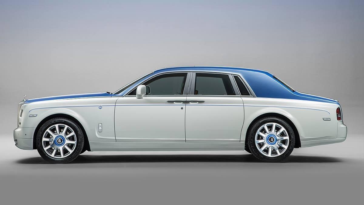 Rolls-Royce Phantom Náutica