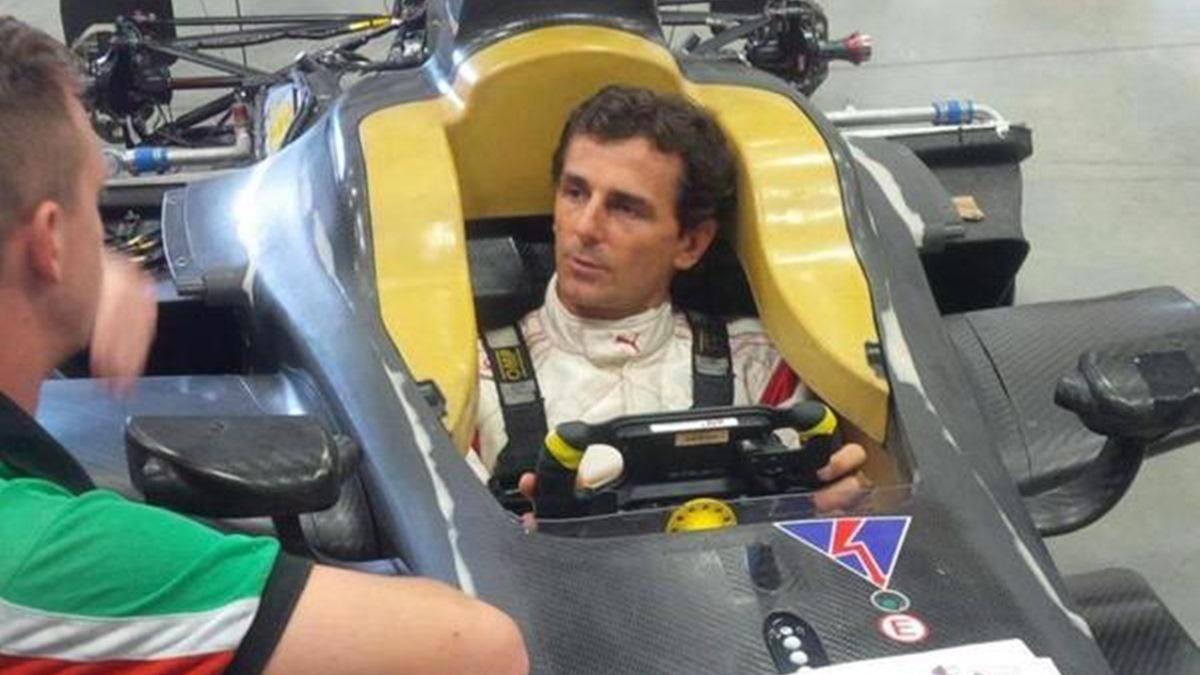 De la Rosa sigue optando a un asiento en la Fórmula E