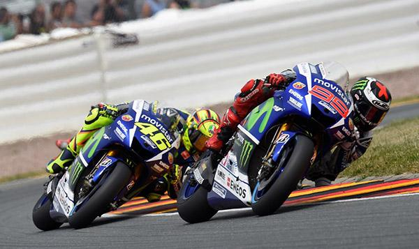 Rossi vs Lorenzo: 7 carreras para decidir al campeón