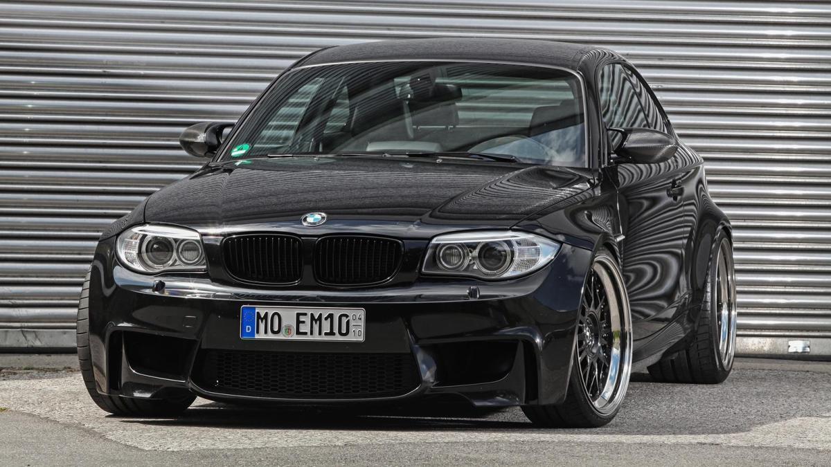 BMW Serie 1M Coupé Ok-Chiptuning