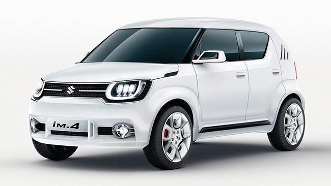 Filtrado el nuevo modelo de Suzuki