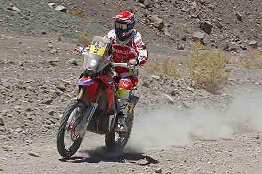 Joan Barreda vuelve a la moto tras de la lesión