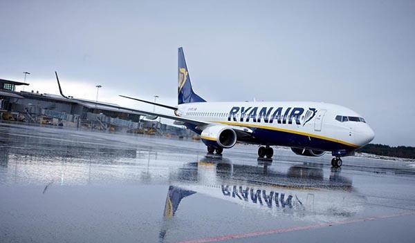 Ryanair lanza un nuevo servicio de alquiler de coches