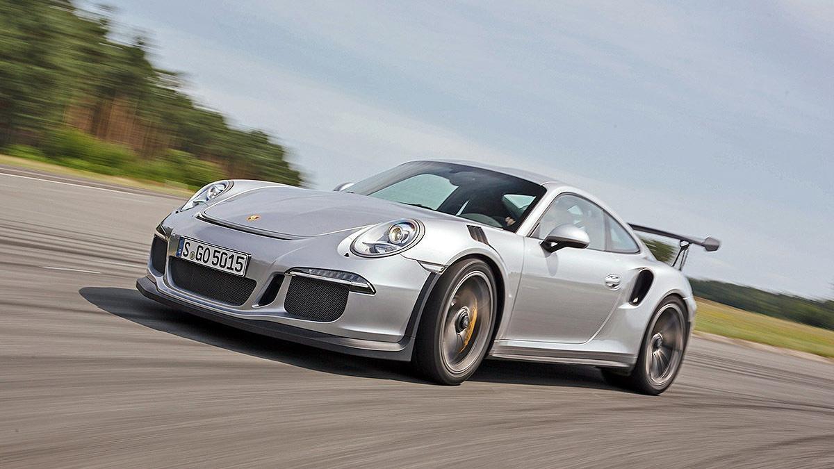 Prueba radical: Porsche 911 GT3 RS
