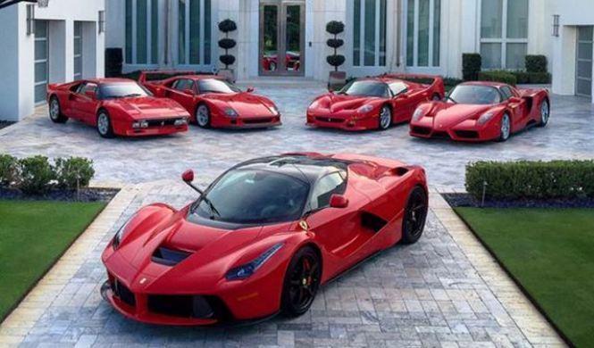Ferrari Súper 5