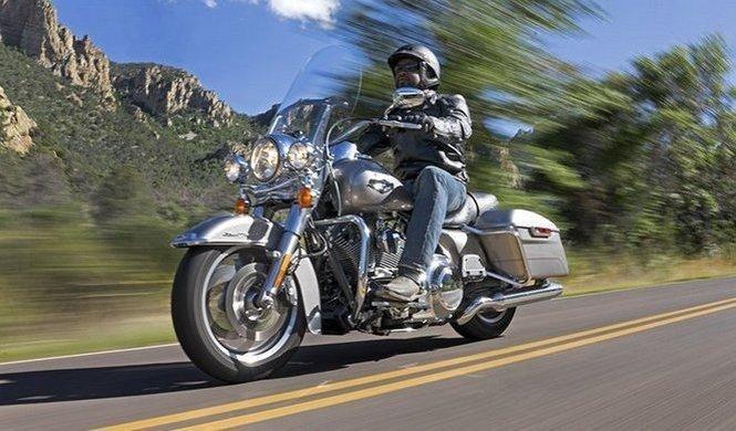 La Harley-Davidson Road King vuelve en 2016