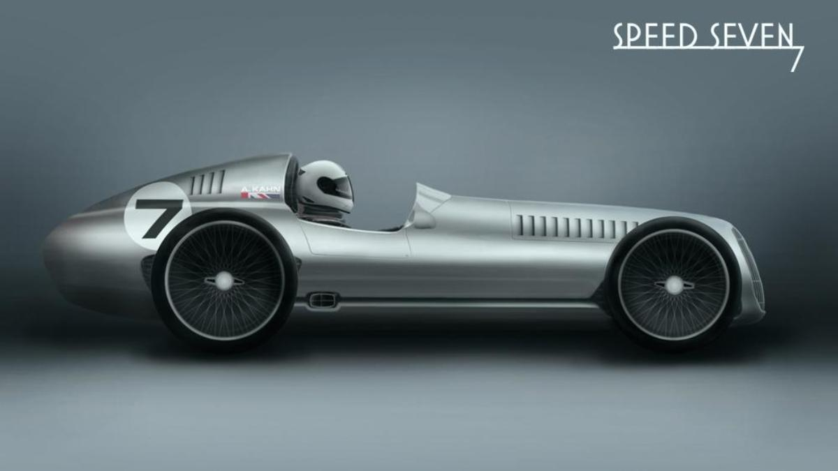 Kahn Design Speed 7