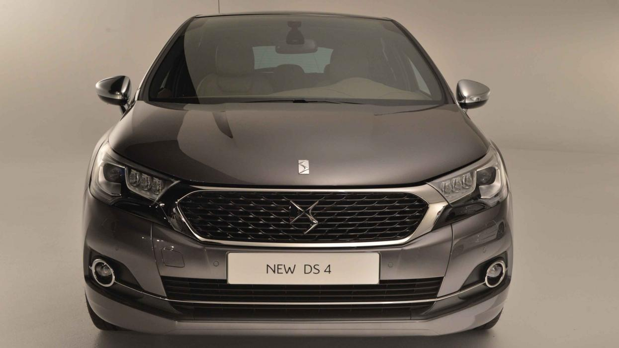 nuevo DS4 2015 frontal
