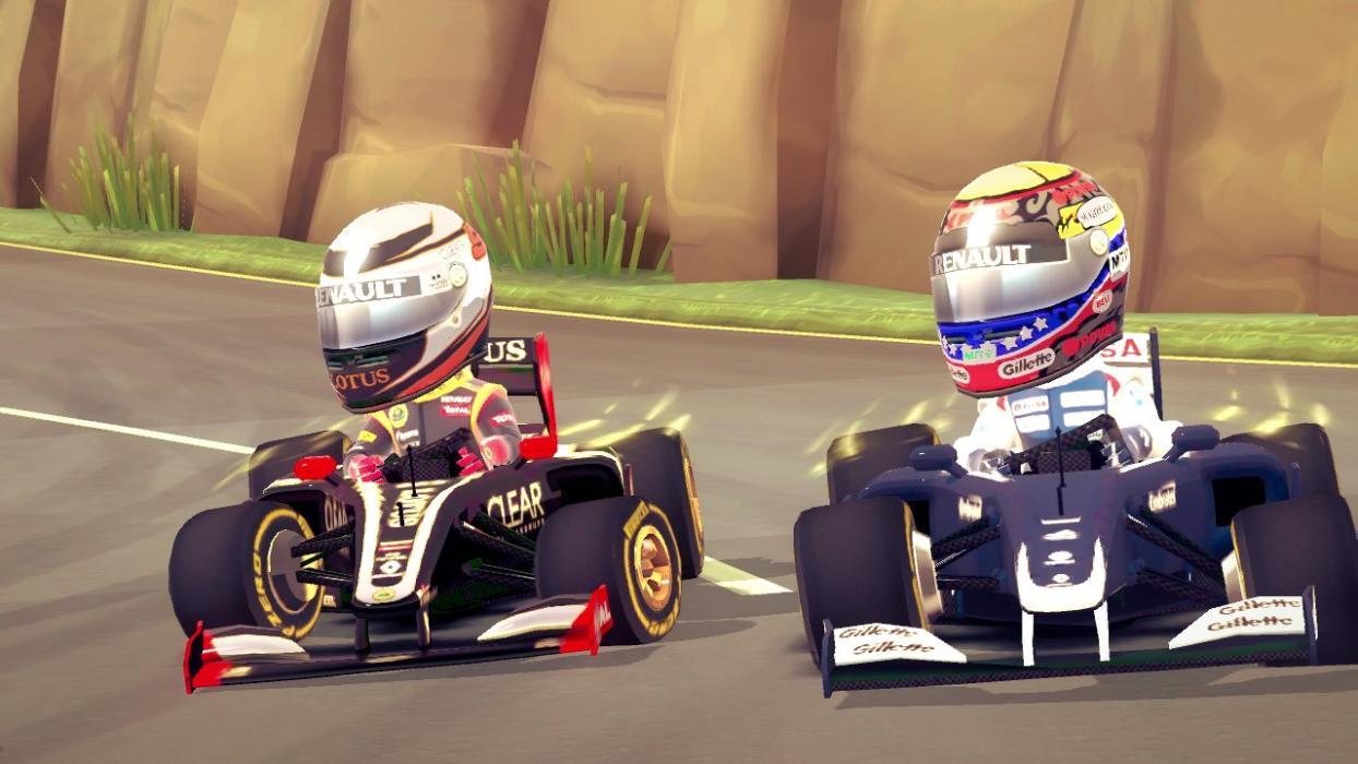 F1 Race Stars (2012)