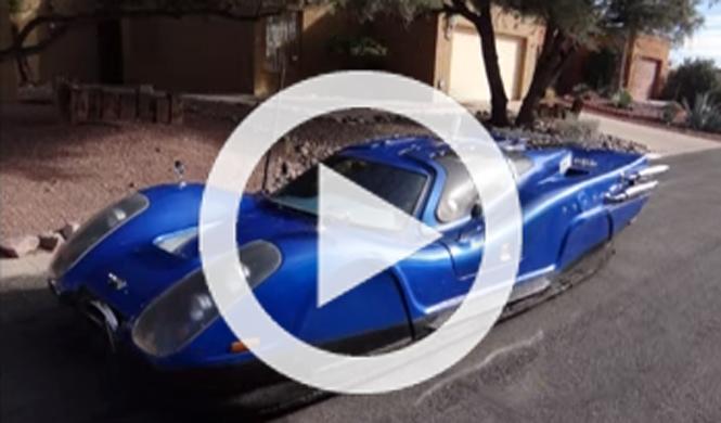 Este Porsche seguro que no lo conocías