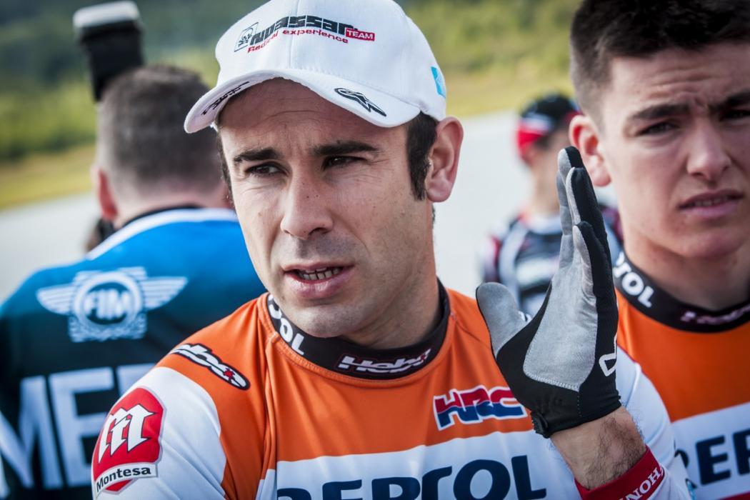 Toni Bou se quiere apuntar al rally Dakar