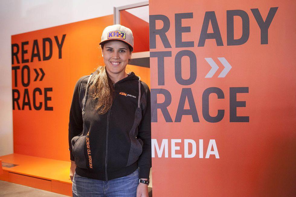 Laia Sanz probará una nueva disciplina, el Rallycross