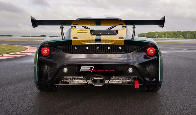 Lotus 3-Eleven y su peculiar vuelta rápida en Nürburgring