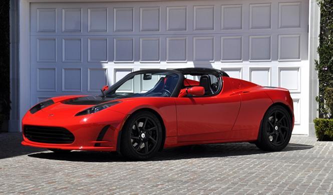 ¡Las nuevas baterías del Tesla Roadster cuestan 25.650€!