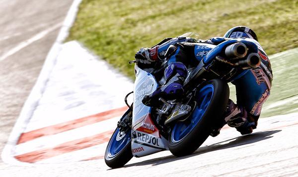 Moto3 Misano 2015: KO para Fabio Quartararo y Jorge Navarro