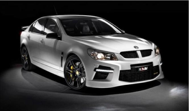 Holden Commodore VFII: confirmado