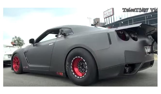 ¿Hasta cuándo se puede exprimir el motor del Nissan GT-R?