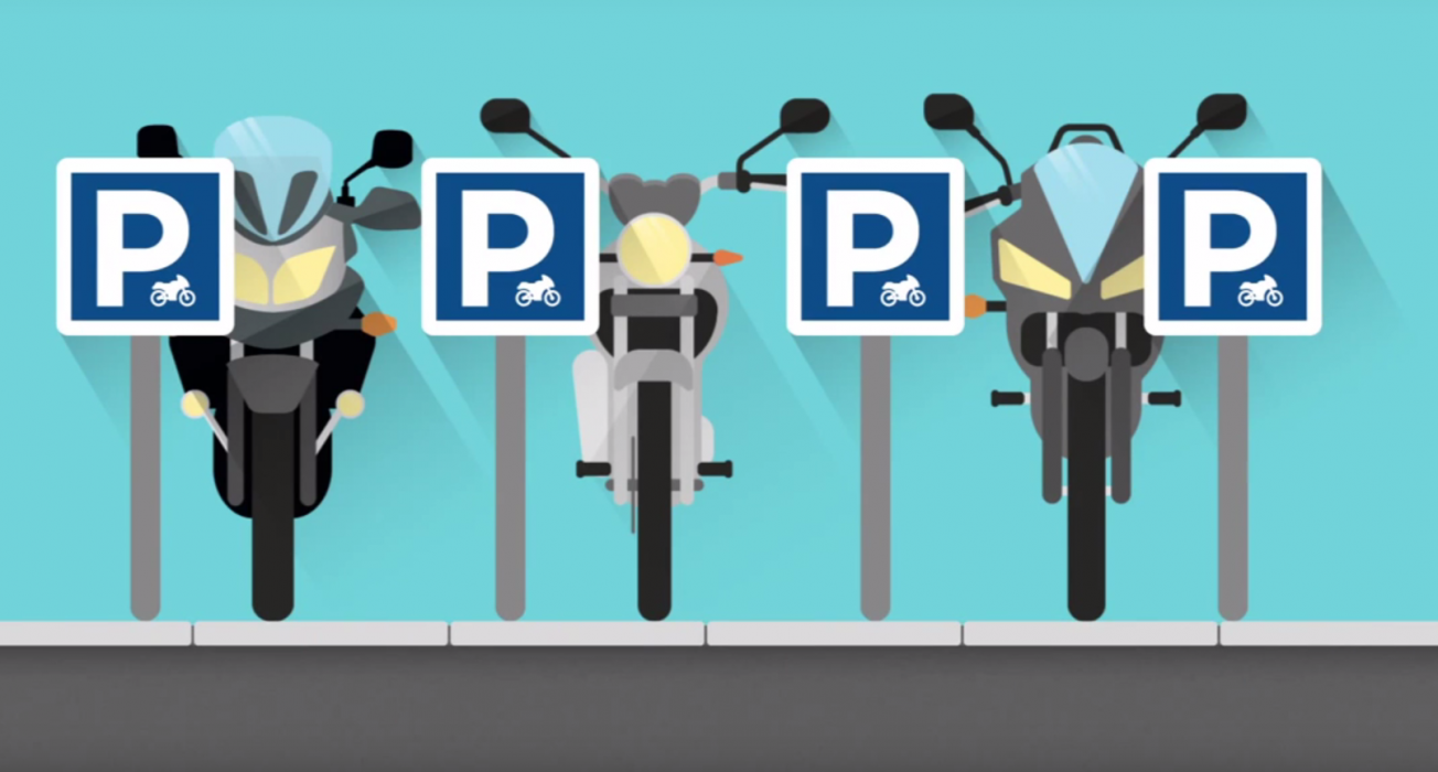 5 razones para moverse a diario en moto por la ciudad
