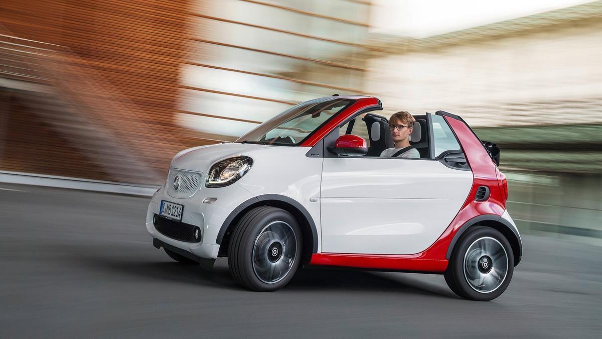 Renault proporcionará a Smart motores eléctricos