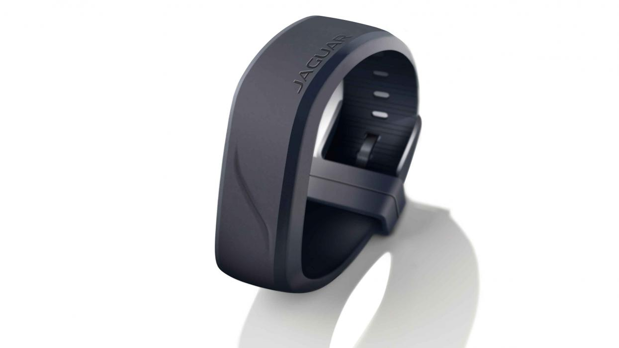 Abre tu Jaguar F-Pace con la pulsera Activity Key