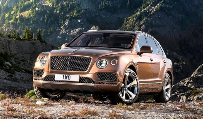 Y el primer Bentley Bentayga es para...