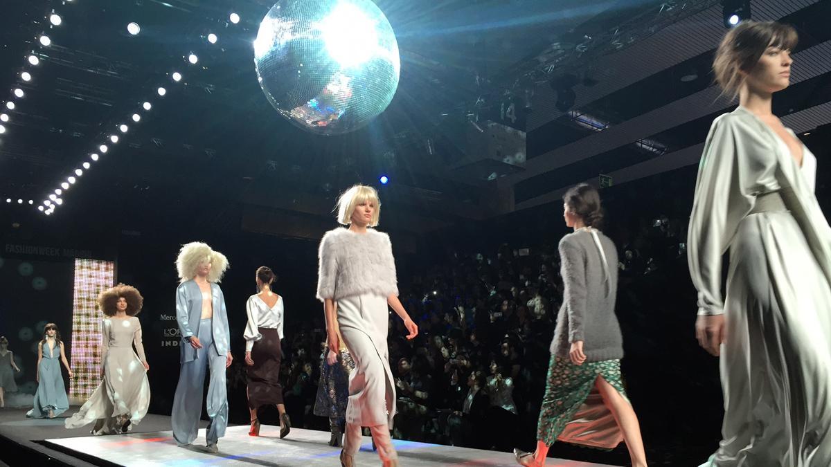 Comienza la Mercedes Fashion Week Madrid 2015
