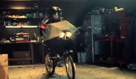 La pasión por la moto es hereditaria