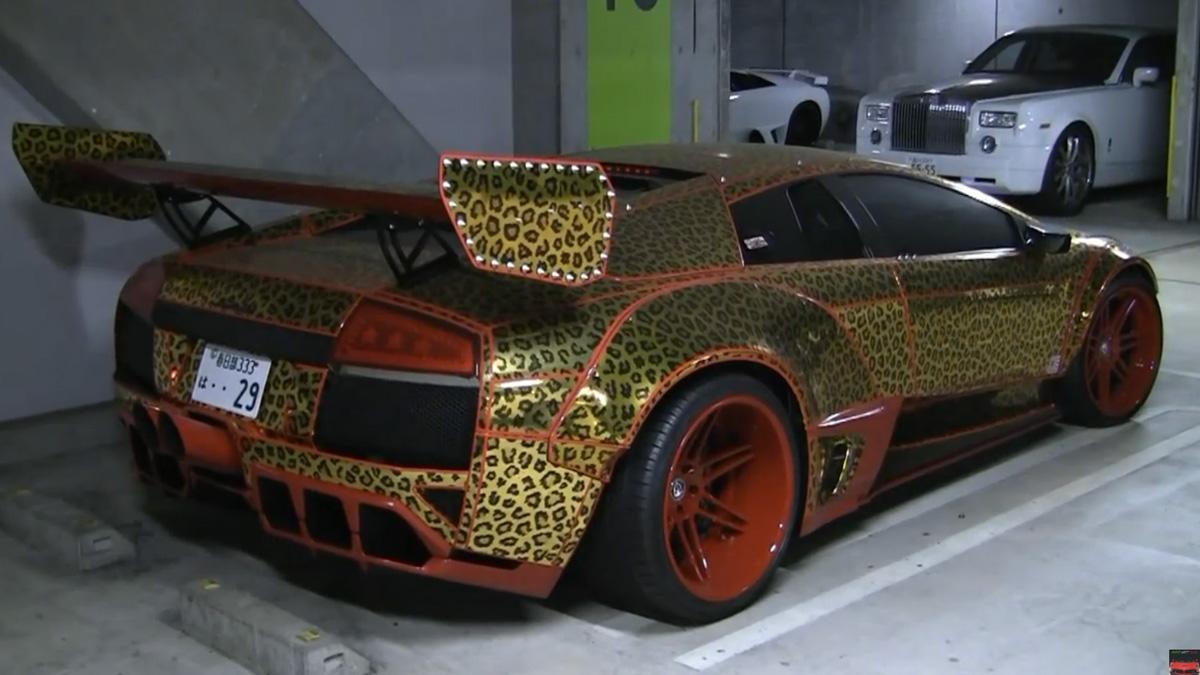 Los 4 Lamborghini más ridículos del mundo en un único vídeo