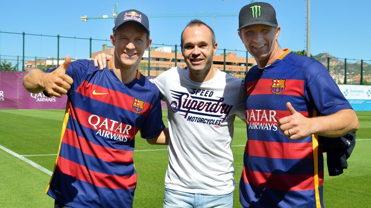 Rallycross Barcelona: Solberg y Ekstrom visitan al Barça
