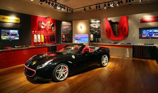 Ferrari California T Tailor Made negro