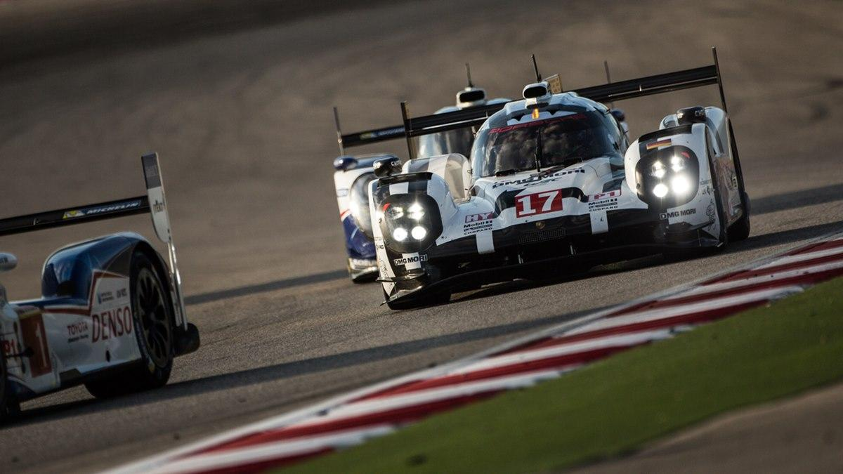 WEC 2015, Austin: Porsche también gana en América