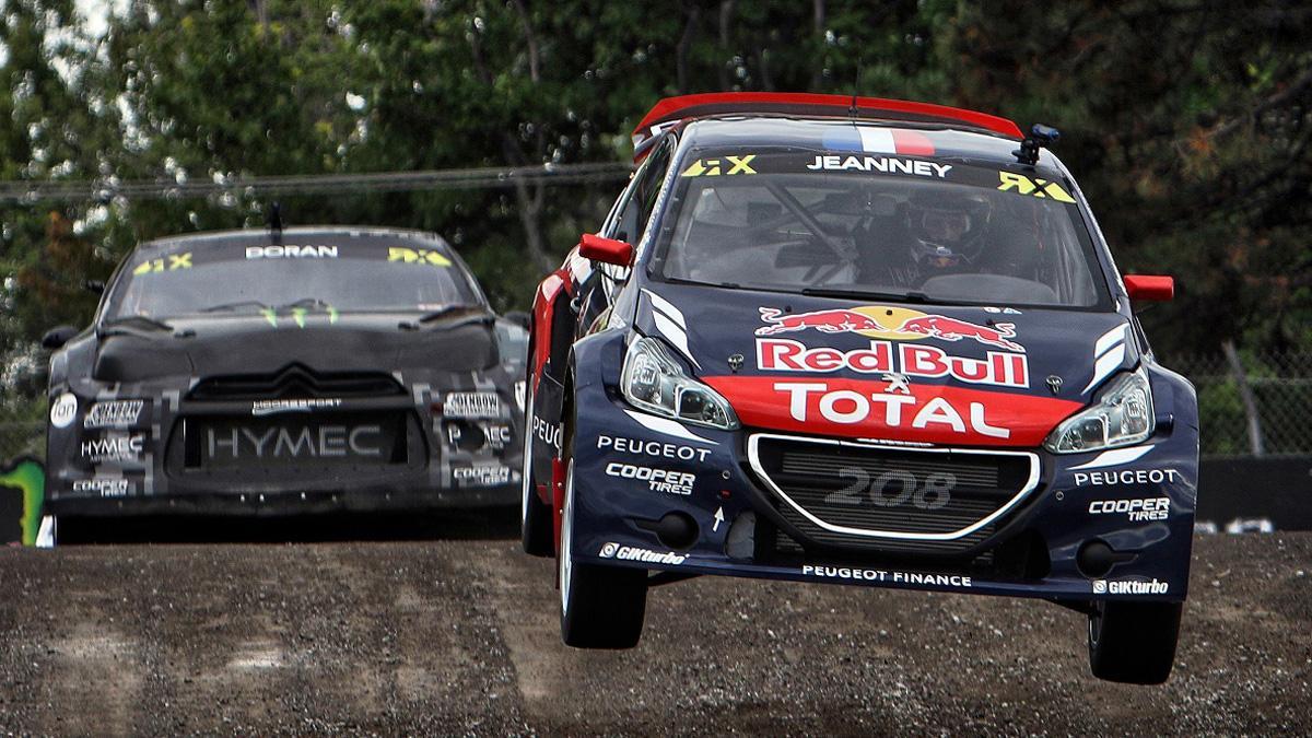 Rallycross Barcelona