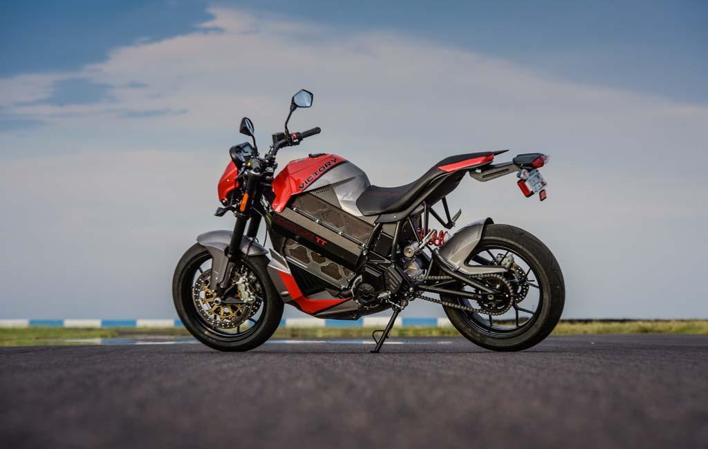 Victory Motorcycles presenta su gama de modelos 2016