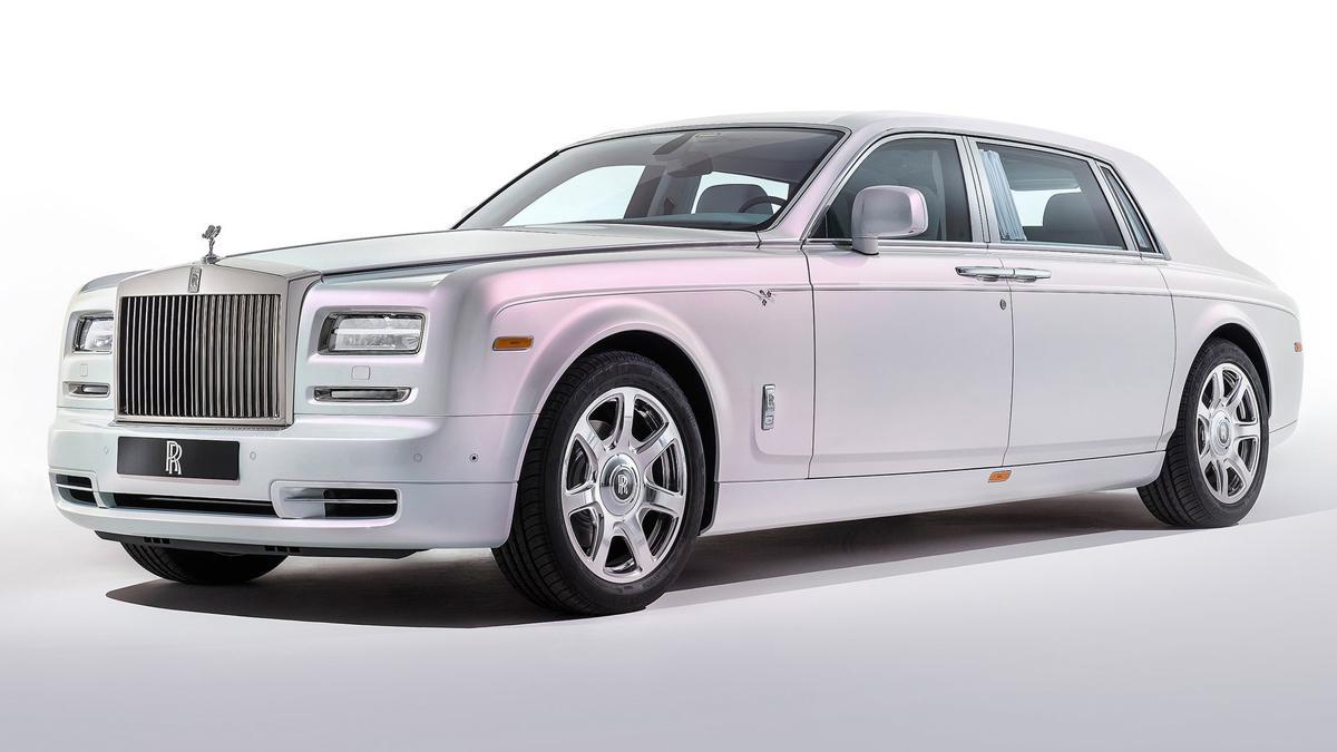 Rolls Royce Serenity, un lujo atronador