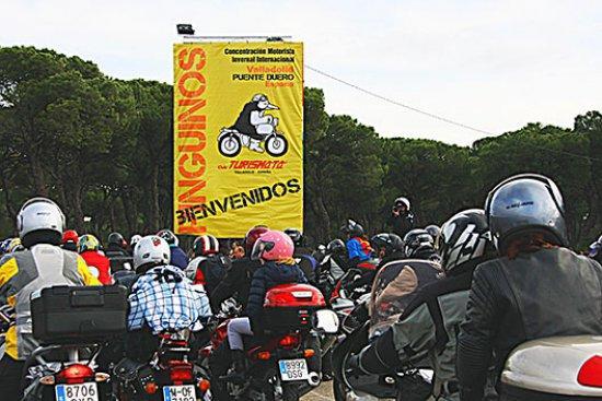 La concentración de motos Pingüinos, suspendida para 2016