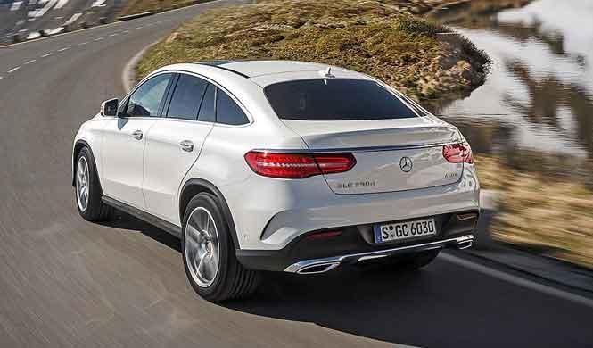 """Los crossover de Mercedes llevarán """"tecnologías ligeras"""""""