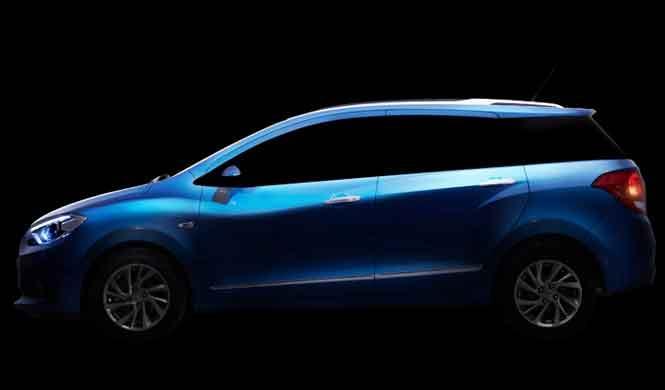 Chevrolet Lova RV, un MPV para China