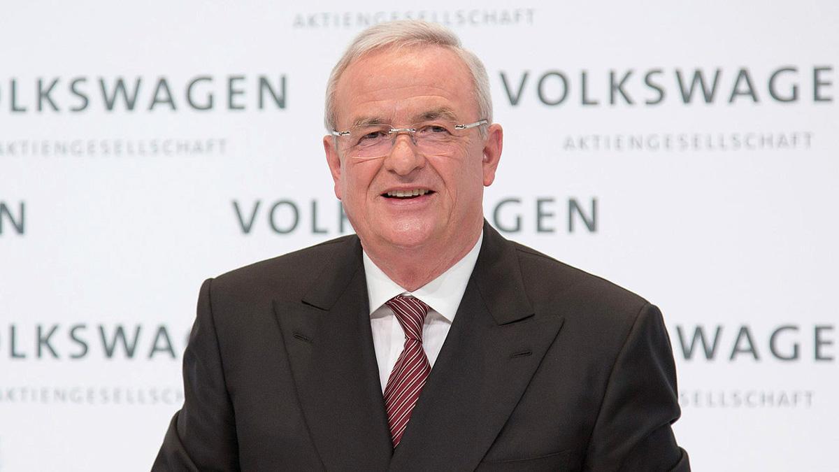 Martin Winterkorn: el presidente de VW contra las cuerdas
