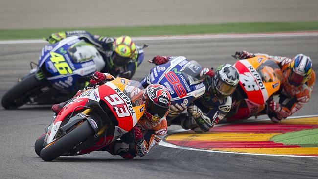 MotoGP: Cómo ver online Aragón 2015
