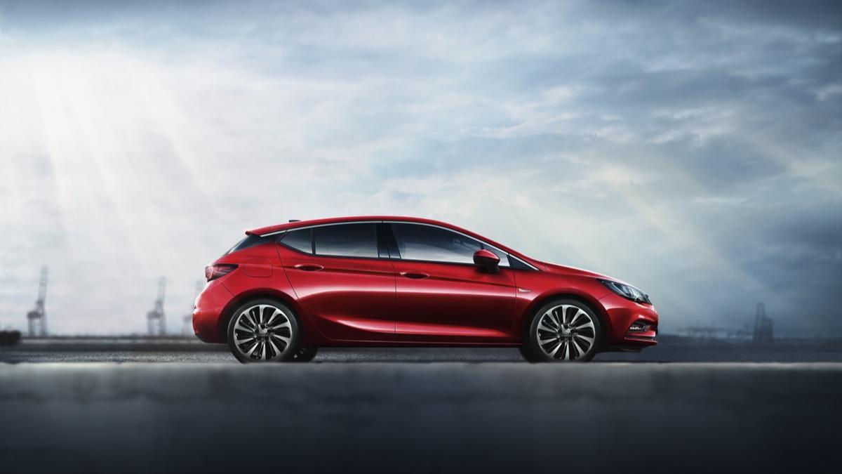 Opel Astra 2016: primeras imágenes