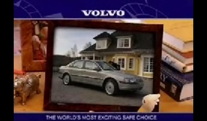 El anuncio más cachondo de Volvo