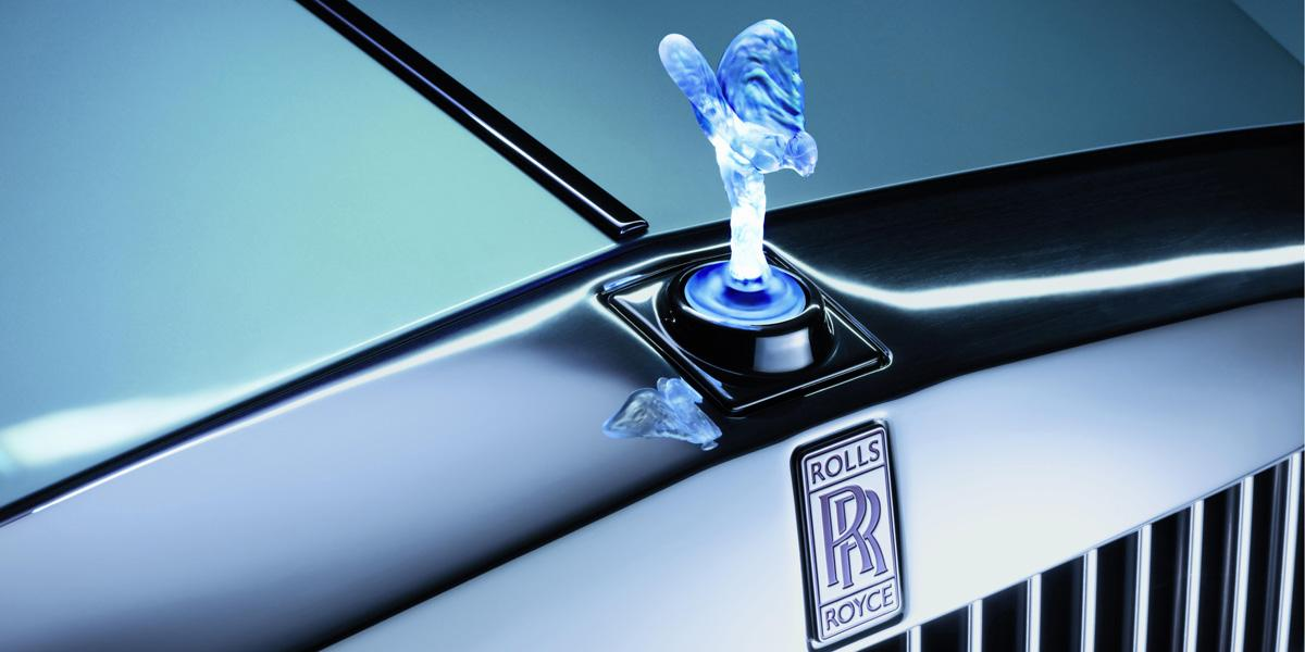parrilla Rolls Royce 102 ex
