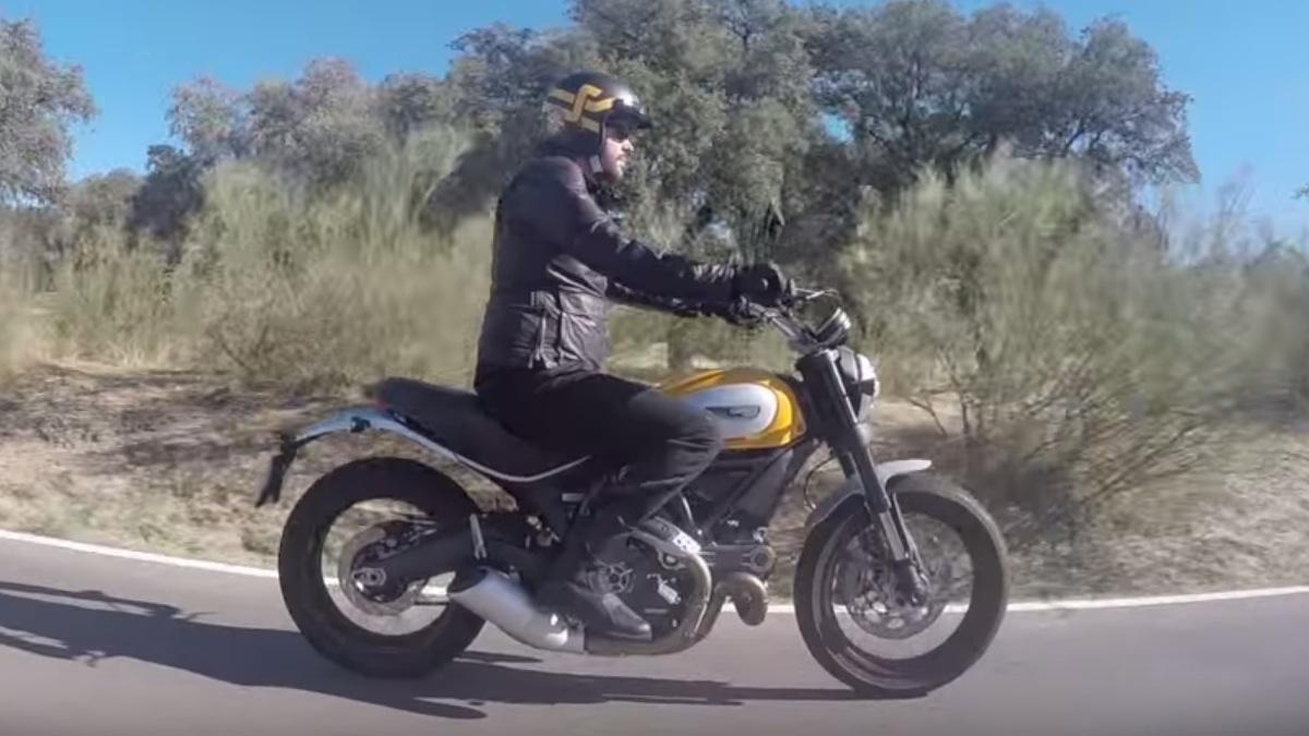 Prueba Ducati Scrambler Classic