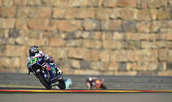 Clasificación Moto3 Aragon 2015: Bastianini sigue de dulce