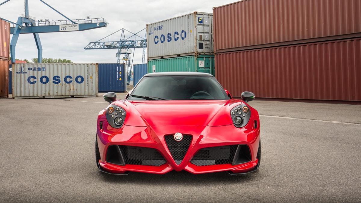 Alfa Romeo 4C por Zender