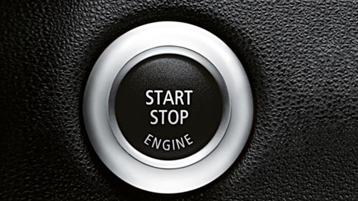 Botón Start-Stop
