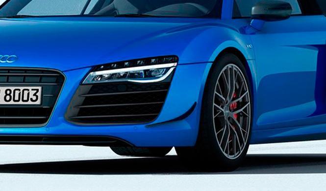 ¿Cómo sería un Audi sin su parrilla delantera?