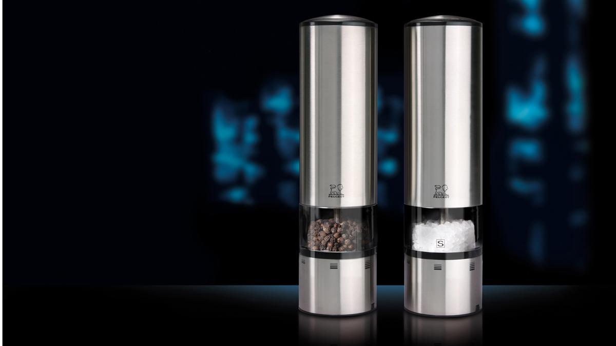 Peugeot ha presentado su nueva gama de molinillos 'Elis sense'