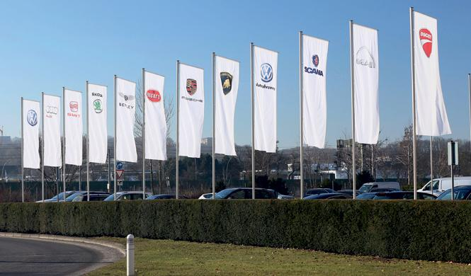 El grupo VW deja de vender coches afectados en España